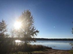 Mill Lake, 10-24-18
