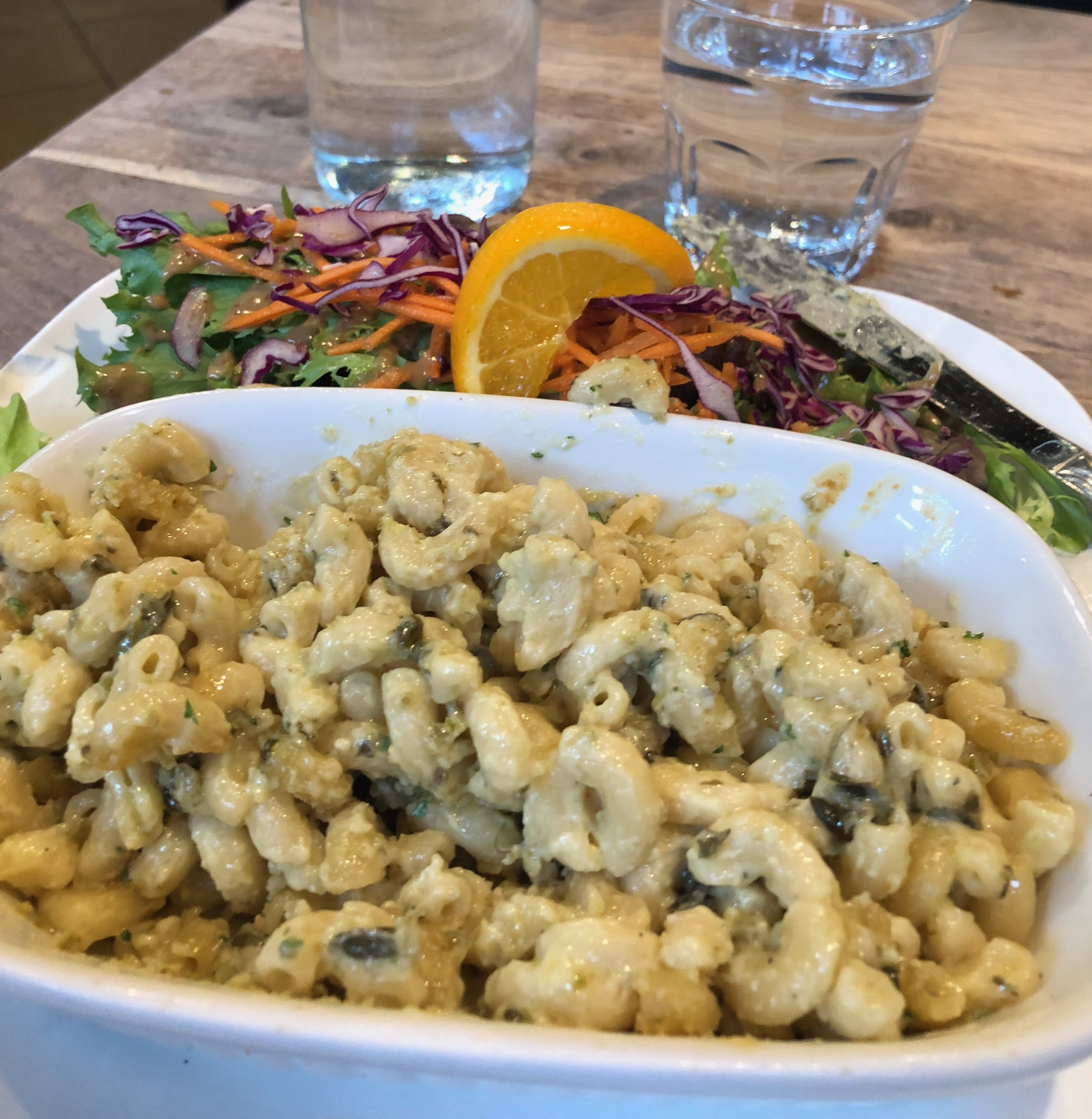 lola rose - montreal - mac and cheese